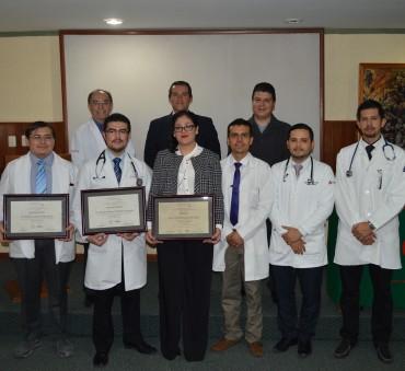 Egresa 10a Generación de Cardiólogos
